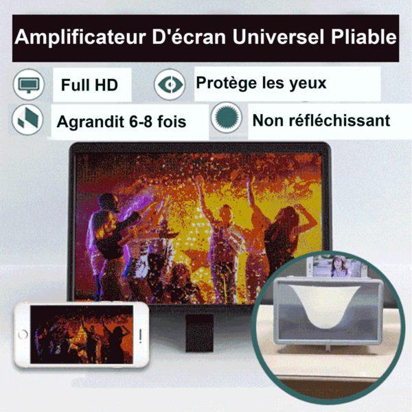 100 3af3e8ea 649e 4ae8 80fb f539723b87be Amplificateur D'écran Universel 3D Portable