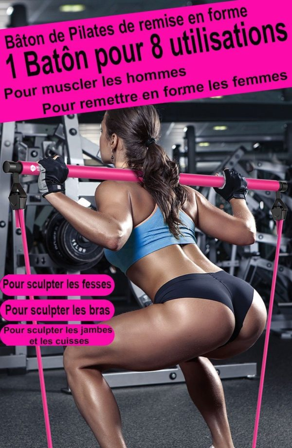 101 39720a09 a871 432e a93b 244100848ca1 Kit De Barre De Pilates Portable