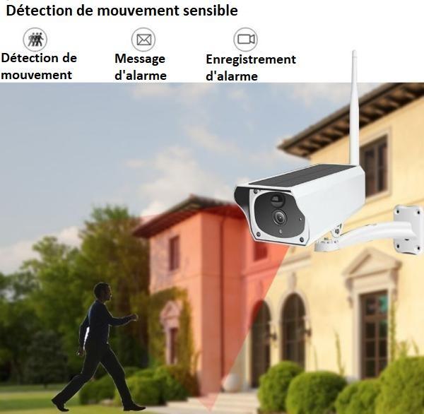 10 5e8e6bf5 fb3d 47d4 92d4 bca2b76f2b77 Caméra De Surveillance Sans Fil Solaire Camesafe™