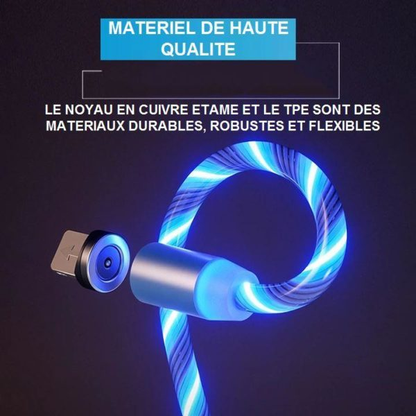 114 Chargeur Téléphone Magnétique Streamer