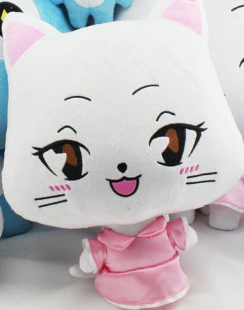 12 30 cm Japonais Anime Fairy Tail Heureux En Peluche Jouet Bleu Heureux Cat Doux en 1 86814fcf 6564 402b ba1d 9c82de7d569c Peluche Fairy Tail Happy Cat 30 Cm (2 Couleurs) - Livraison Gratuite !