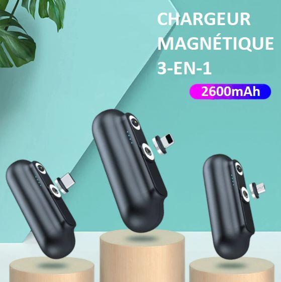12 9a9caa63 b3c0 41c2 8269 b270fe30e20f Mini Chargeur Magnétique - Phonecare™