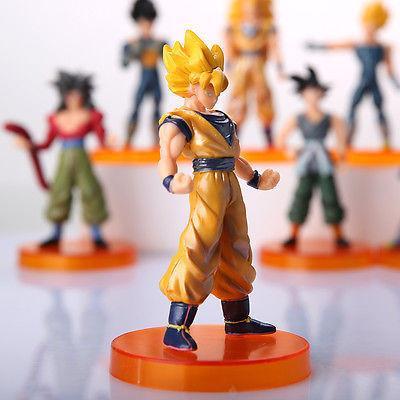 14 73339a47 c613 42dd aeb8 f6f1a783ea75 1 Lot De 7 Figurines (12 Cm) Dragon Ball Z - Livraison Gratuite !