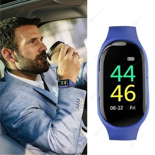 15 3783d02d 17ea 4021 ad73 316123b4c204 Montre Connectée Intelligente Avec Écouteurs Bluetooth