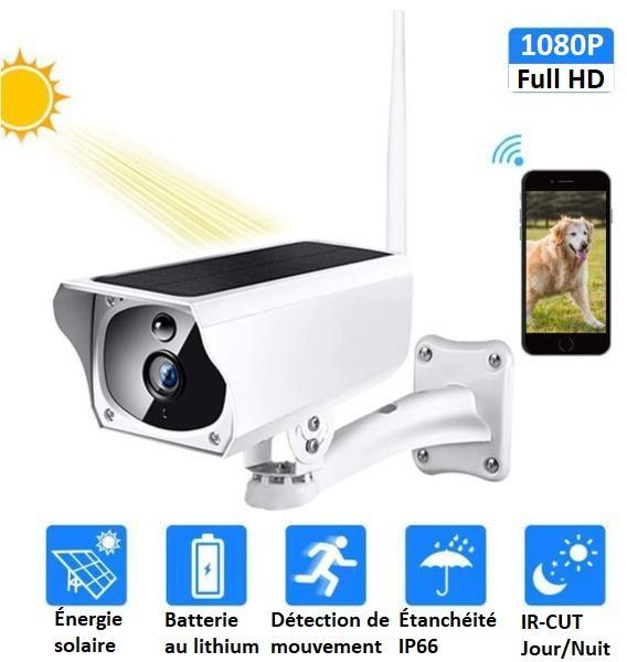 1 0707f959 15a2 4415 b1e3 6794c50a3dae Caméra De Surveillance Sans Fil Solaire Camesafe™
