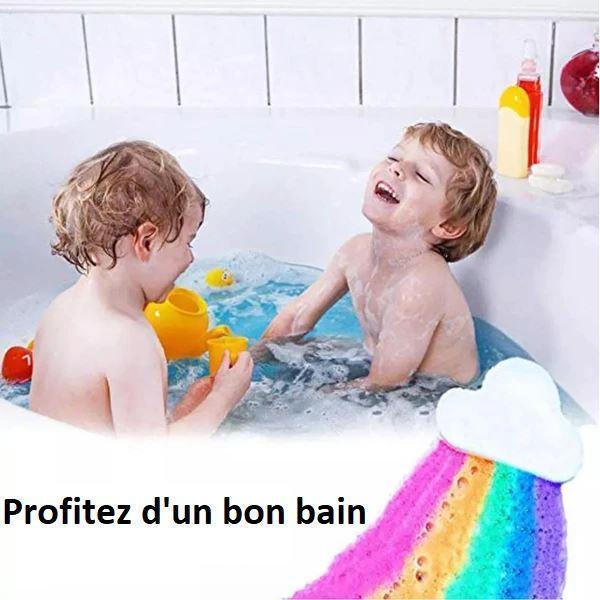 1 0bd2a13c 895e 48e8 b072 b47049cb213c Savon De Bain Moussant Arc-En-Ciel