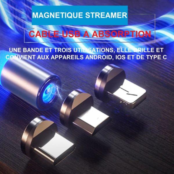 1 3a2e0b2a 34d8 456b bd8e d5b74deafab9 Chargeur Téléphone Magnétique Streamer
