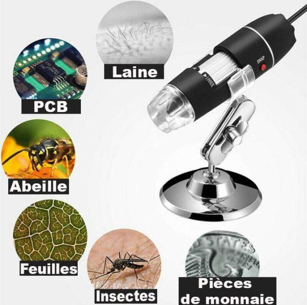 1 530ba9b3 fe77 4ae2 b562 f56dbcb8934e Microscope Numérique Portable 1080P