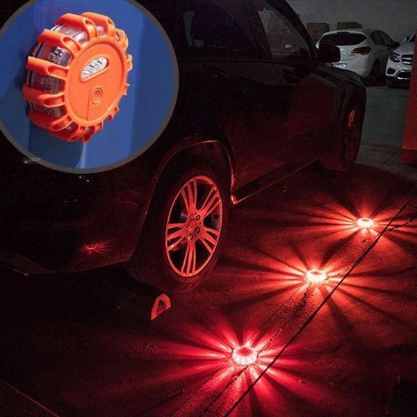 Feux Clignotants LED Flash Ventes Orange 15 led