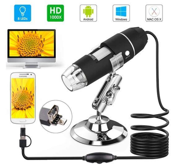 1 bcce2ed4 94be 48e9 94dd 2aef07931435 Microscope Numérique Portable 1080P