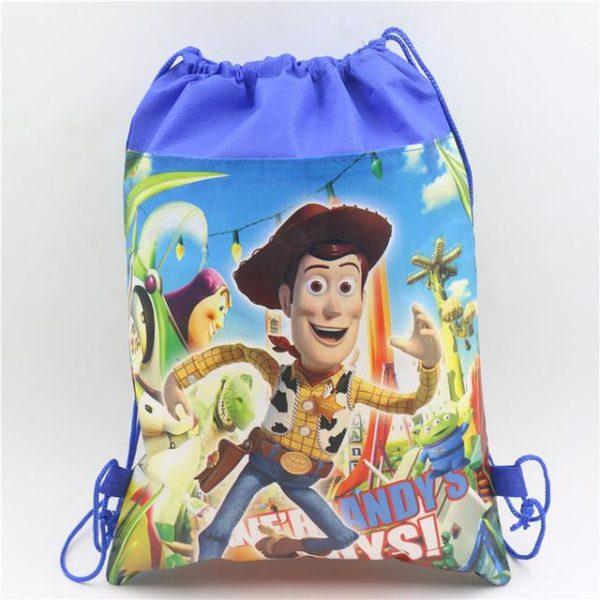 1pc lot Joyeux Anniversaire Partie Non tisse Tissu Cordon Sacs Baby Shower Enfants Faveurs Cadeaux Evenements.jpg 640x640 028c950a 6c34 4d33 8429 a6b0635936a2 Sac Bébé En Tissu Toy Story - Livraison Gratuite !