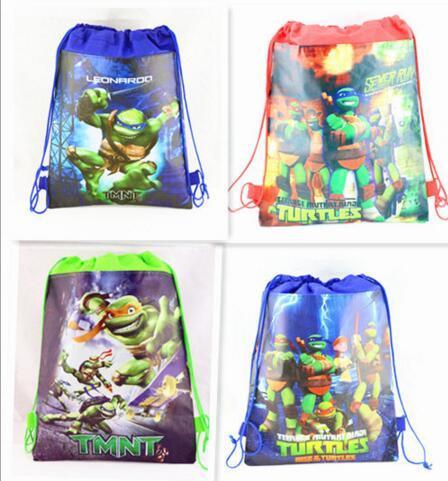 1pic Teenage Mutant Ninja Turtles Enfants Ecole Sacs Tortues Enfants Cordon Sac A Dos et Sac.jpg 640x640 3548b5b6 bb45 4d23 9012 b3d9fc30bdc3 Sac À Dos Tortues Ninja (4 Illustrations) - Livraison Gratuite !