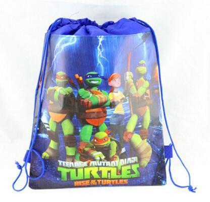 1pic Teenage Mutant Ninja Turtles Enfants Ecole Sacs Tortues Enfants Cordon Sac A Dos et Sac 2 694b411c 1bd1 4822 b561 2fb6064c37d3 Sac À Dos Tortues Ninja (4 Illustrations) - Livraison Gratuite !