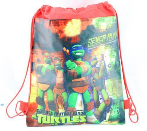 1pic Teenage Mutant Ninja Turtles Enfants Ecole Sacs Tortues Enfants Cordon Sac A Dos et Sac bed2e174 89a3 4f95 a09e bf3af3e5b62e Sac À Dos Tortues Ninja (4 Illustrations) - Livraison Gratuite !