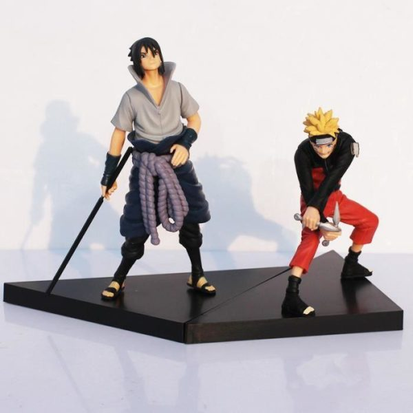 2 pcs lot naruto uchiha sasuke naruto uzumaki pv 24ac7d68 54fd 40b7 889c 42c3f4c53c39 1 Lot De 2 Figurines Sasuke Uchiwa Et Naruto Uzumaki (12 Cm) - Livraison Gratuite !