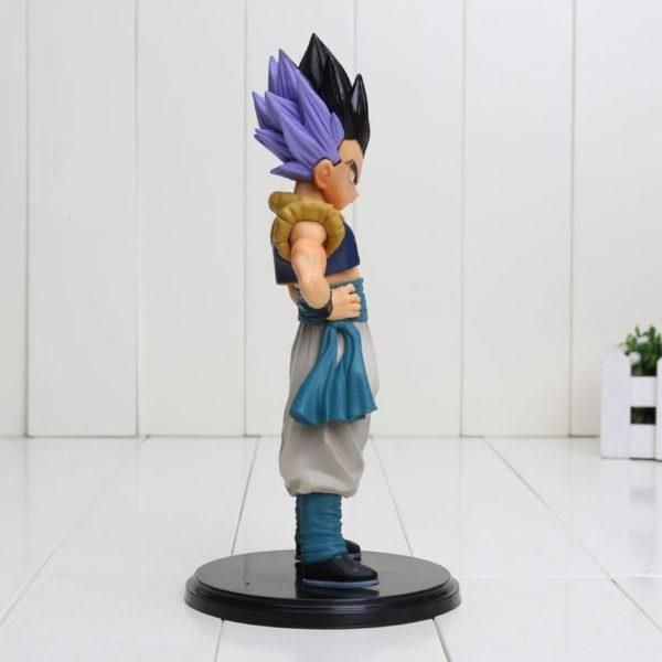 20 cm Dragon Ball Z Gotenks Super Saiyan Jouet Dragon Ball Ma icirc Figurine Super Saiyan Gotenks Dragon Bull Z - Livraison Gratuite !
