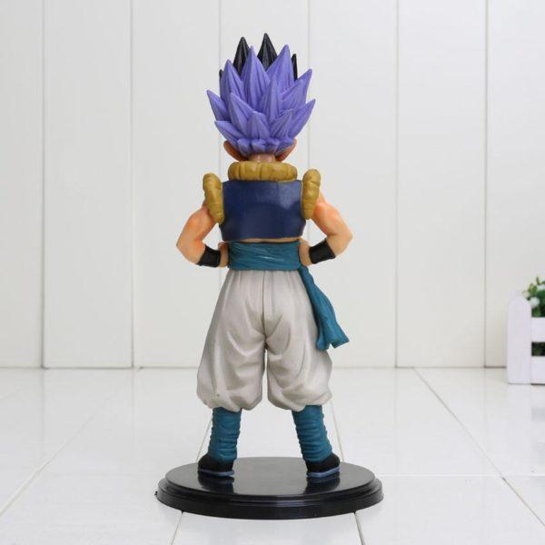 20 cm Dragon Ball Z Gotenks Super Saiyan Jouet Dragon Ball Ma icirc 1 Figurine Super Saiyan Gotenks Dragon Bull Z - Livraison Gratuite !