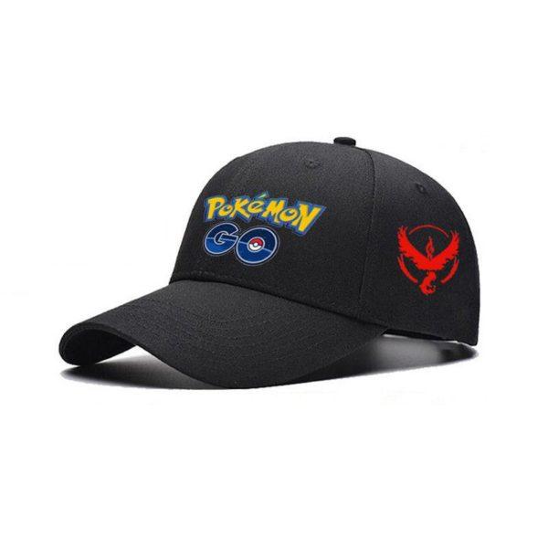 2016 Adjustable Cosplay Mobile game Pokemon 9e20f813 f42d 44e5 b822 a7ca98255120 Casquette De Baseball Cosplay Team Pokémon Go - Livraison Gratuite !