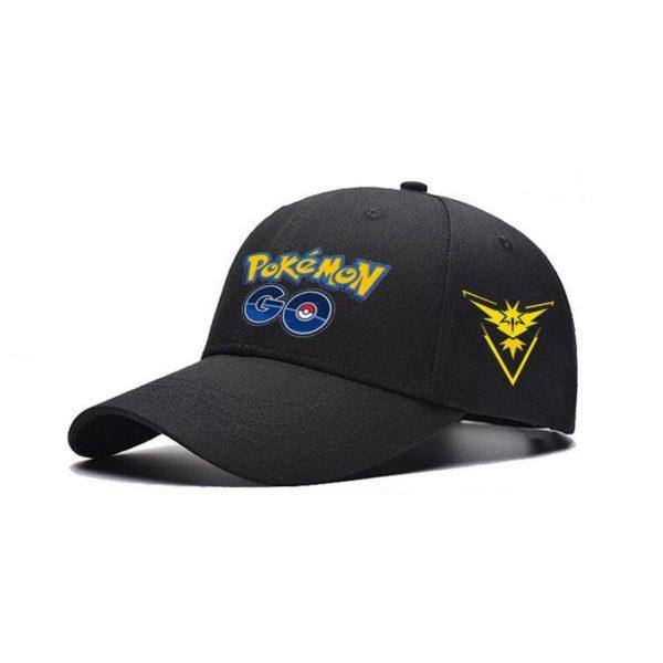 2016 Adjustable Cosplay 3cd6b6d4 6696 4afe b9c5 0c74a33b502a Casquette De Baseball Cosplay Team Pokémon Go - Livraison Gratuite !