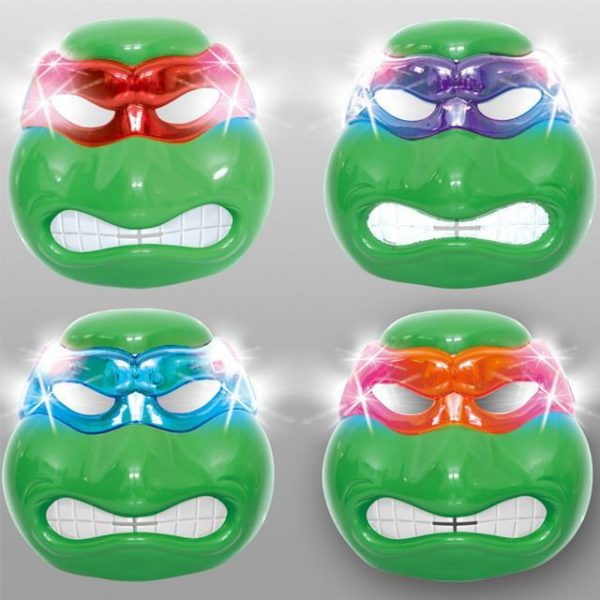 2016 Nouveau Teenage Mutant Ninja Turtles Figurines Anime LED Light Up Teenage Mutant Ninja Turtles Masque.jpg 640x640 62ba86b1 72d7 498b bbcd 8d7c0ebc9e63 Figurine Tête Les Tortues Ninja Avec Led - Livraison Gratuite !