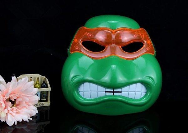 2016 Nouveau Teenage Mutant Ninja Turtles Figurines Anime LED Light Up Teenage Mutant Ninja Turtles Masque 3 4e18bede f615 4a60 8cda ba0efdbf45ea Figurine Tête Les Tortues Ninja Avec Led - Livraison Gratuite !