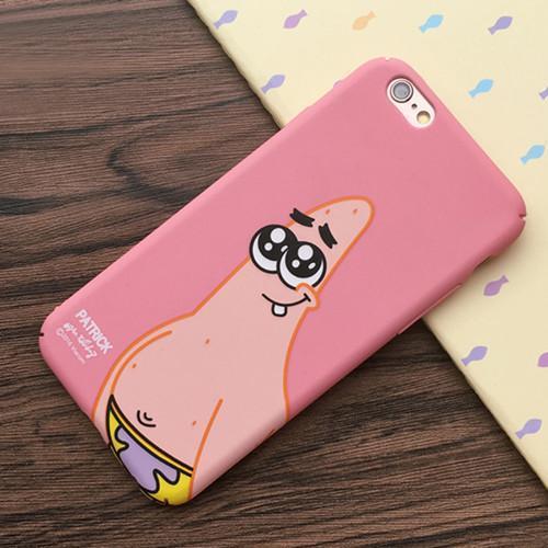 2016New arrivent Meilleur Ami SpongeBob Patrick De Protection Phone Case Cover fundas capa coque Pour Apple 3 3f763aae 0a8c 4aa8 b3b6 4c8d8ccca9a1 Coque Bob L'éponge Pour Iphone (4 Couleurs) - Livraison Gratuite !