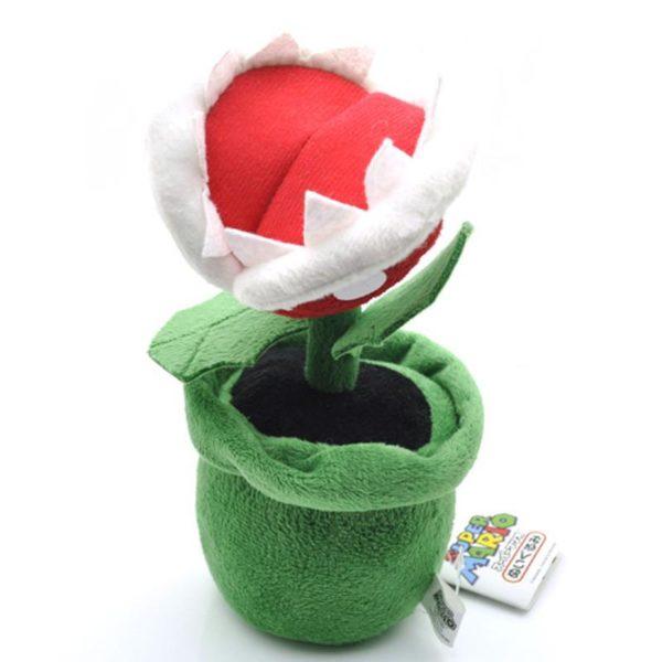 22 cm Nintendo Super Mario Bros Peluche Piranha Plantes En Peluche En Peluche Jouets En Peluche Peluche Plante Piranha (22 Cm) Super Mario Bros. - Livraison Gratuite !