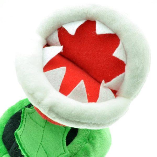 22 cm Nintendo Super Mario Bros Peluche Piranha Plantes En Peluche En Peluche Jouets En Peluche 1 Peluche Plante Piranha (22 Cm) Super Mario Bros. - Livraison Gratuite !