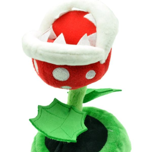 22 cm Nintendo Super Mario Bros Peluche Piranha Plantes En Peluche En Peluche Jouets En Peluche 2 Peluche Plante Piranha (22 Cm) Super Mario Bros. - Livraison Gratuite !