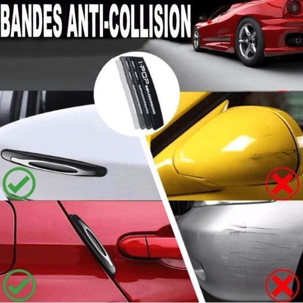 25 1ff699cf 60a8 4106 82f9 3b51e40daf78 Bandes Anti-Collision Pour Voiture (Lot De 4)