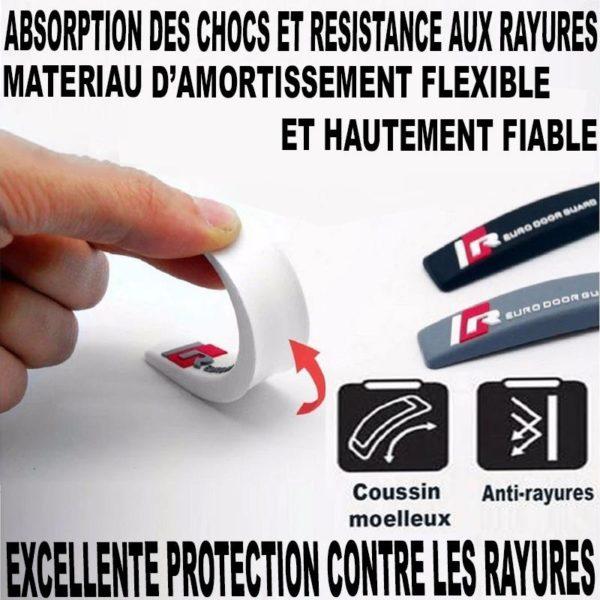 27 80636c15 adf5 4dc7 9bd8 daf650f516ff Bandes Anti-Collision Pour Voiture (Lot De 4)