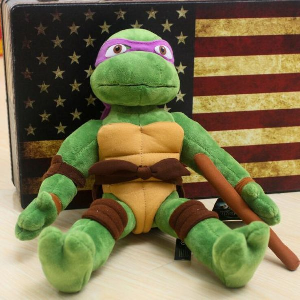 28 cm 40 cm Japon Teenage Mutant Ninja Turtles Action Figure Jouets Mignon TMNT Ninja Turtles 2 5f3561f4 9d9d 4283 9e79 c0faf534347d Peluche Les Tortues Ninja 28 Cm (4 Couleurs) - Livraison Gratuite !
