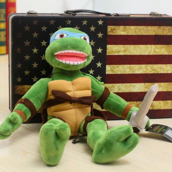 28 cm 40 cm Japon Teenage Mutant Ninja Turtles Action Figure Jouets Mignon TMNT Ninja Turtles 3 3bc2da86 e9aa 48f1 93e4 9d8290fb0346 Peluche Les Tortues Ninja 28 Cm (4 Couleurs) - Livraison Gratuite !