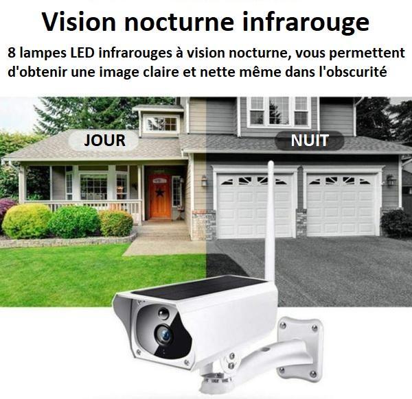 2 8131ae00 a180 4bd3 a301 48205b672794 Caméra De Surveillance Sans Fil Solaire Camesafe™