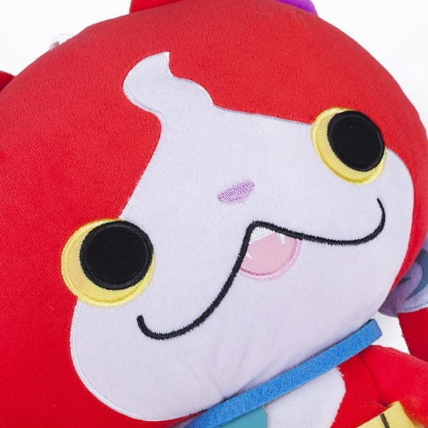 30 cm Anime Cartoon Yokai Montre Chat Jibanyan En Peluche Jouets Yo kai montre En Peluche 1 Peluche Yo-Kai Watch 30 Cm - Livraison Gratuie !