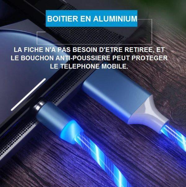 300 Chargeur Téléphone Magnétique Streamer