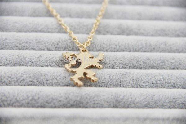 3333 Collier Pendentif Game Of Thrones Lannister
