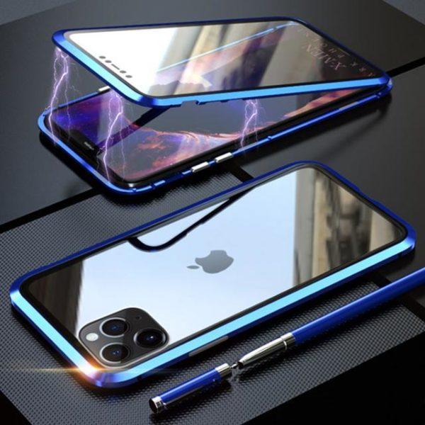 360 m tal magn tique t l phone tui pour iphone 11 Pro Max tui pour.jpg 640x640 e0f3a162 0267 4c1a a9fe c3f7b01c2026 Magnet Case Pour Iphone 11: Meilleur Accessoire De Protection De L'année 2019!