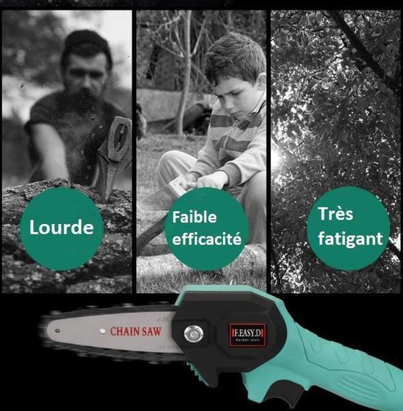 3 84b83aee 77dd 4d14 9997 Mini Scie À Chaîne Electrique Rechargeable.