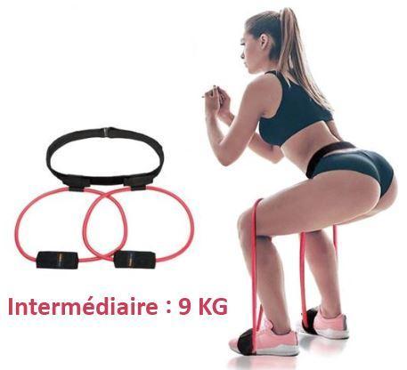 3 ffd2d3cf fb08 47ce bdfb 5bdb592fe8e4 Ceinture Bandes De Résistance Fitness Pour Femmes