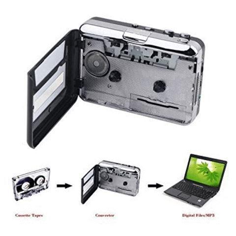 3 large 5390c382 d154 43bf a158 c6c5b0f83bf9 Convertisseur De Cassettes Audio Mini Usb Vers Mp3, Lecteur Cd, Pc