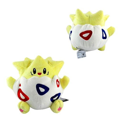 41RJriaOW7L 3ee23cb3 584e 4a1d be7a cb0738fdb74c Peluche Togepi Pokemon (20Cm) - Livraison Gratuite !