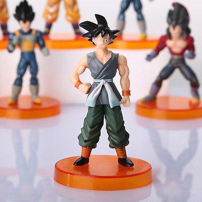 47 1625375b 45b3 415b 8ba0 1a502979773d 1 Lot De 7 Figurines (12 Cm) Dragon Ball Z - Livraison Gratuite !