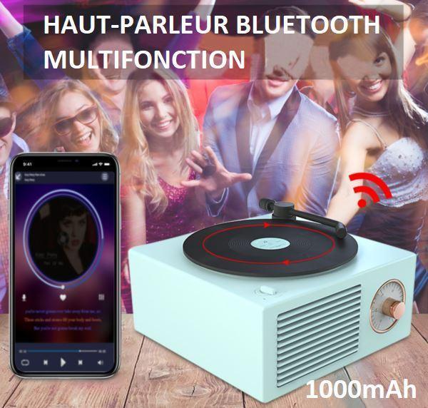 4 820cfced b050 40a6 83f3 984c14b1a4d4 Enceinte Bluetooth Tourne-Disque Vintage