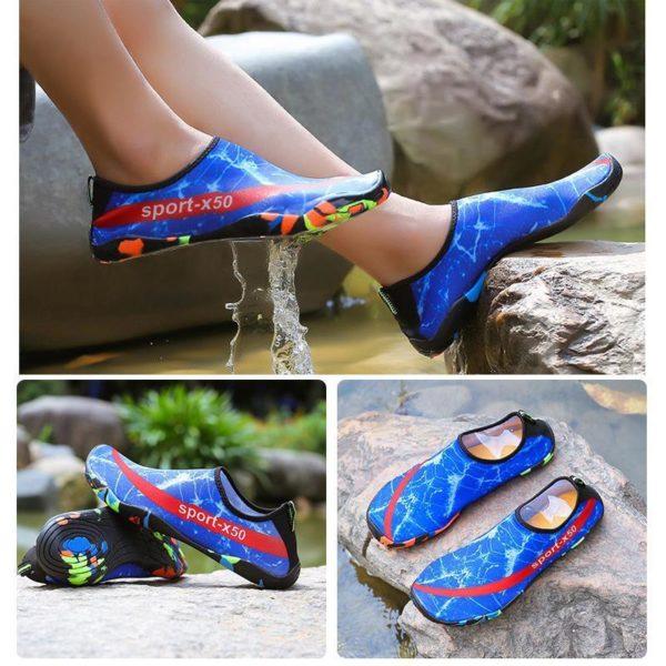 4 9eb2515e 0a6d 4ece 8923 c51f622c9bda Chaussure D'eau, L'option Pas Cher Pour Les Sportifs Aquatiques