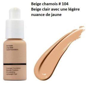 #104 Beige Clair