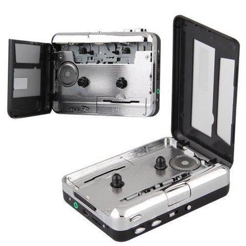 4 large 3b280d44 18ad 4250 89ad 0c9e23da7ccb Convertisseur De Cassettes Audio Mini Usb Vers Mp3, Lecteur Cd, Pc