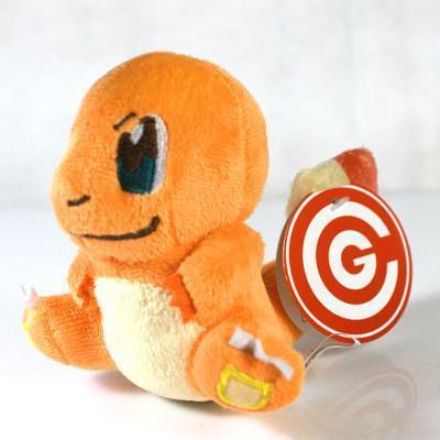 5 pouce Pokemon Charmander Peluche Jouet Mignon Charmander Souple En Peluche Poup eacute 3ff40474 0256 47e3 b4d2 2986535d09f0 Peluche Charmader (12 Cm) Pokemon - Livraison Gratuite !