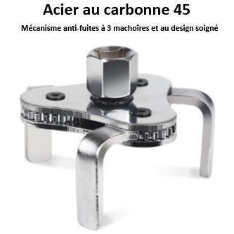 5 2591f6f2 ca1c 40e2 a3ca b6a8a95997a6 Clé Réglable En Acier Pour Filtre À Huile De Voitures