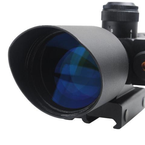5 large 2604286f c272 44dd b546 7e5f6e9e9dc9 B-Tac 2.5-10X40 Predator - Optique À Laser Avec Support